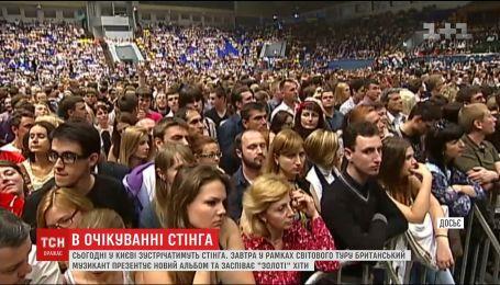До Києва із концертом прямує всесвітньовідомий співак