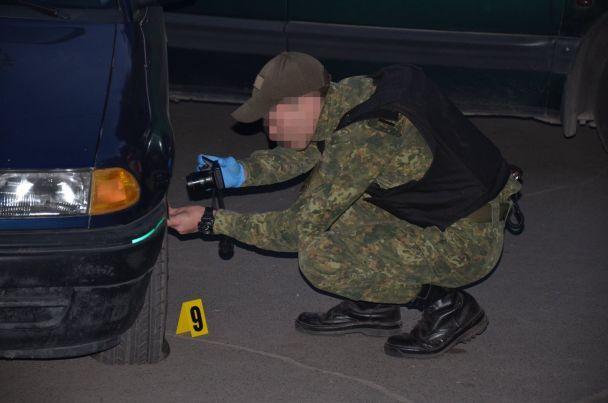 На Луганщине задержали преступника, который тяжело ранил полицейского