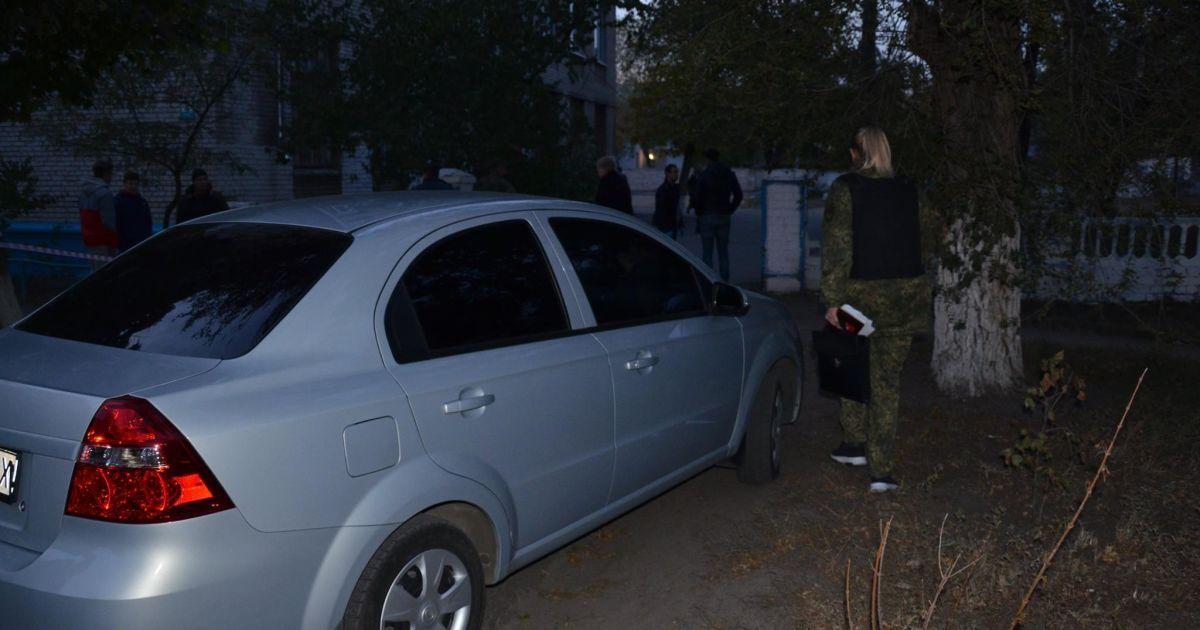 В течение часа сотрудниками полиции было установлено местонахождение подозреваемого. @ ГУ НП в Луганской области
