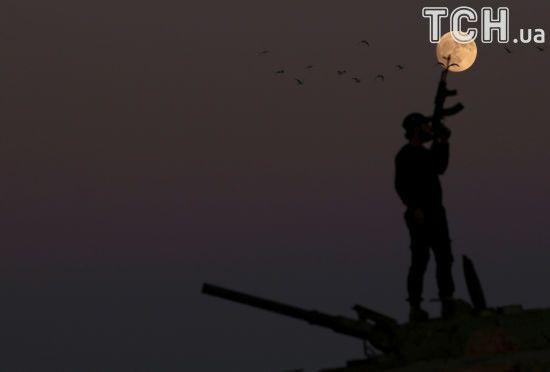 У Сирії звільнили чергове місто від бойовиків