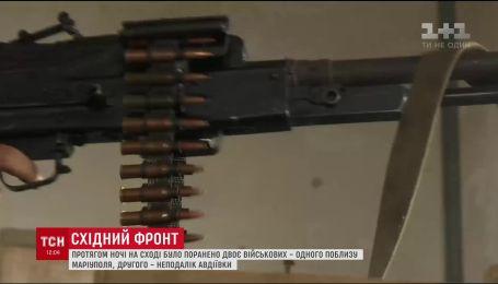 Украинские воины получили ранения на Восточном фронте