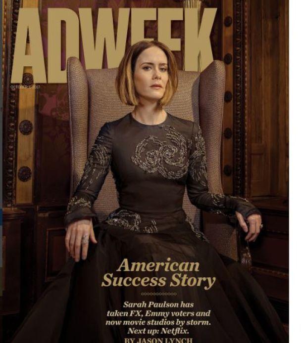 """Звезда """"Американской истории ужасов"""" Полсон позировала украинскому фотографу"""