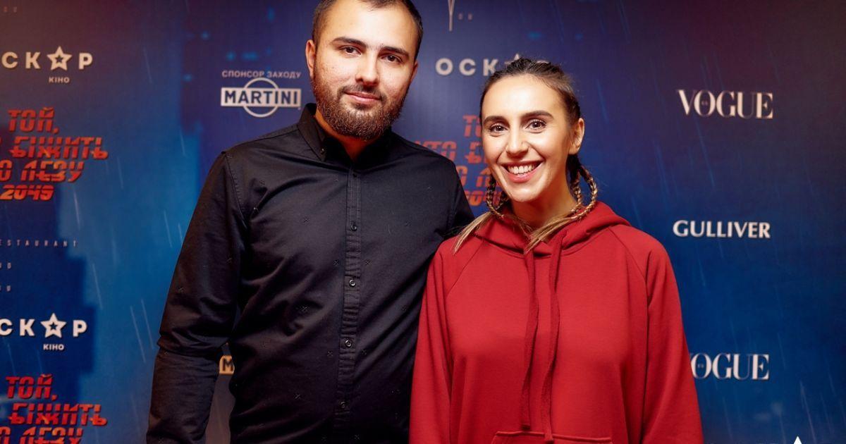 """Джамала з чоловіком Бекіром Сулеймановим @ Кінотеатр """"Оскар"""""""