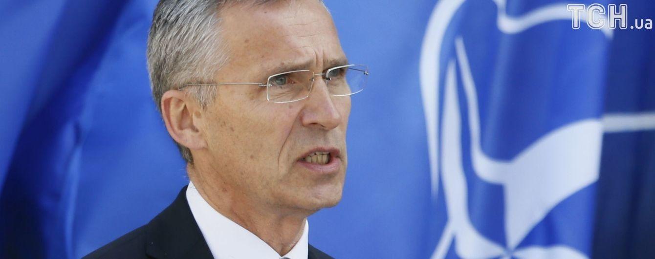 В НАТО выступили за размещение миротворцев на всей оккупированной территории Донбасса и границе с РФ