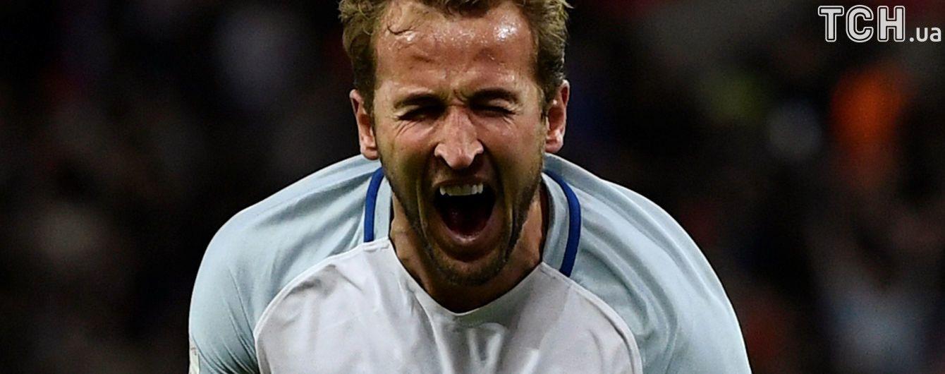 Англія і Німеччина вийшли у фінальний турнір ЧС-2018