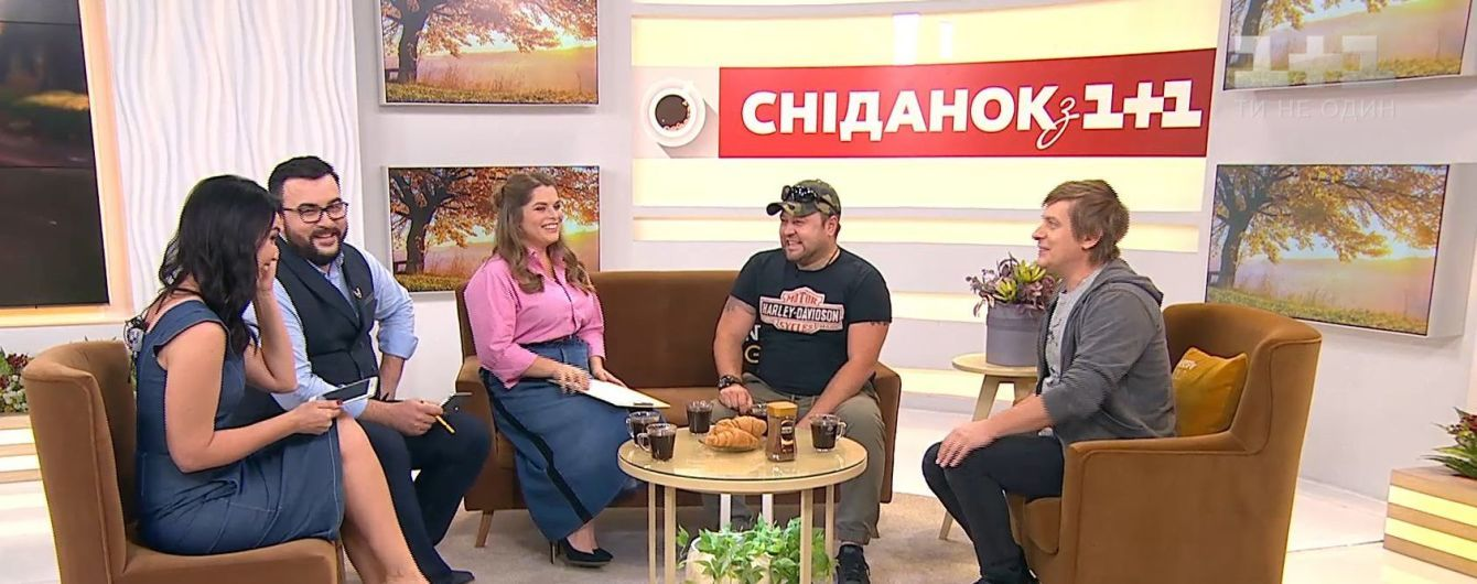 """""""Кварталівці"""" перепросили у Комарова за стьоб над його танцями"""