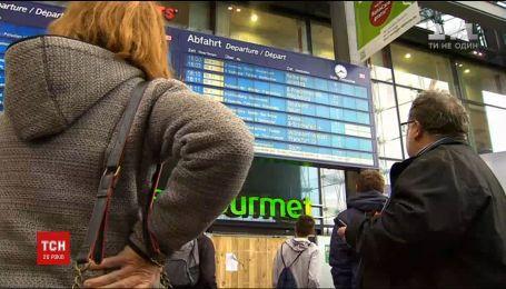 Парализованные пути и остановка железной дороги: Германия пережила мощный ураган