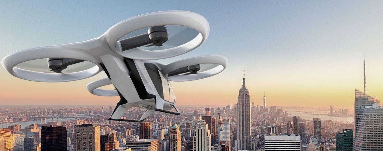 Airbus представила такси, которое сможет летать. Инфографика