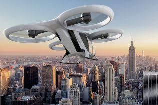 Airbus представила таксі, яке зможе літати. Інфографіка