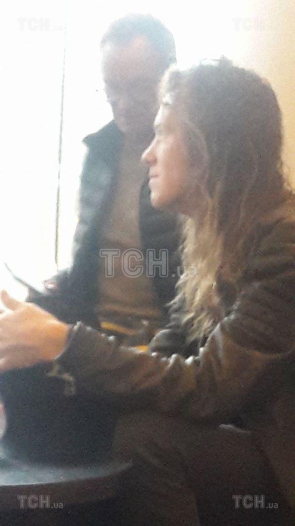 Стінг роздав автографи у готелі та вирушив із сином на концертний майданчик