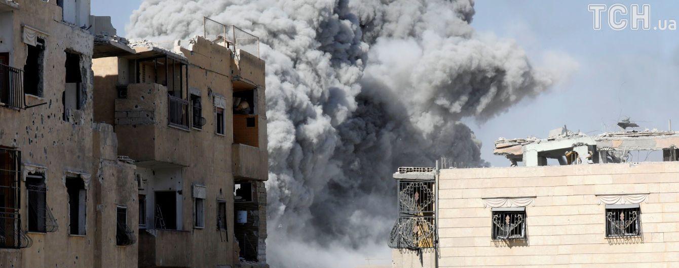 """Армія Асада увійшла в один з останніх бастіонів """"ІД"""" у Сирії"""