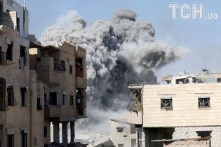 Сирійська опозиція перейшла у наступ під Дамаском