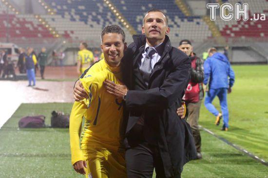 Став відомий склад збірної України на Хорватію: Марлос у старті