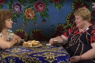 """Експеримент ТСН. Психолог розповіла Тетяні Осипенко, чи можна """"надумати"""" пишне тіло"""