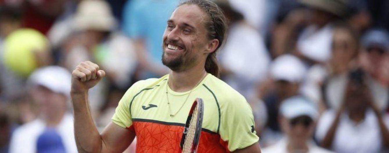 Украинский теннисист Долгополов начал сезон с победы на турнире в Австралии