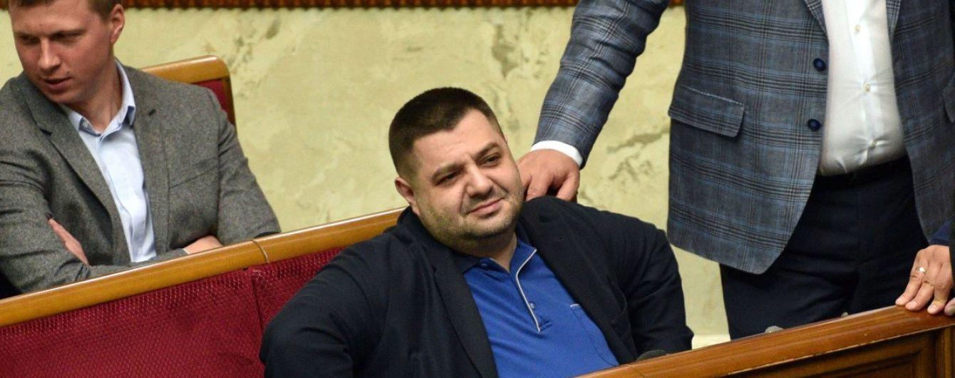 Нардеп Грановський спростував інформацію ЗМІ про викрадення його ноутбука і документів