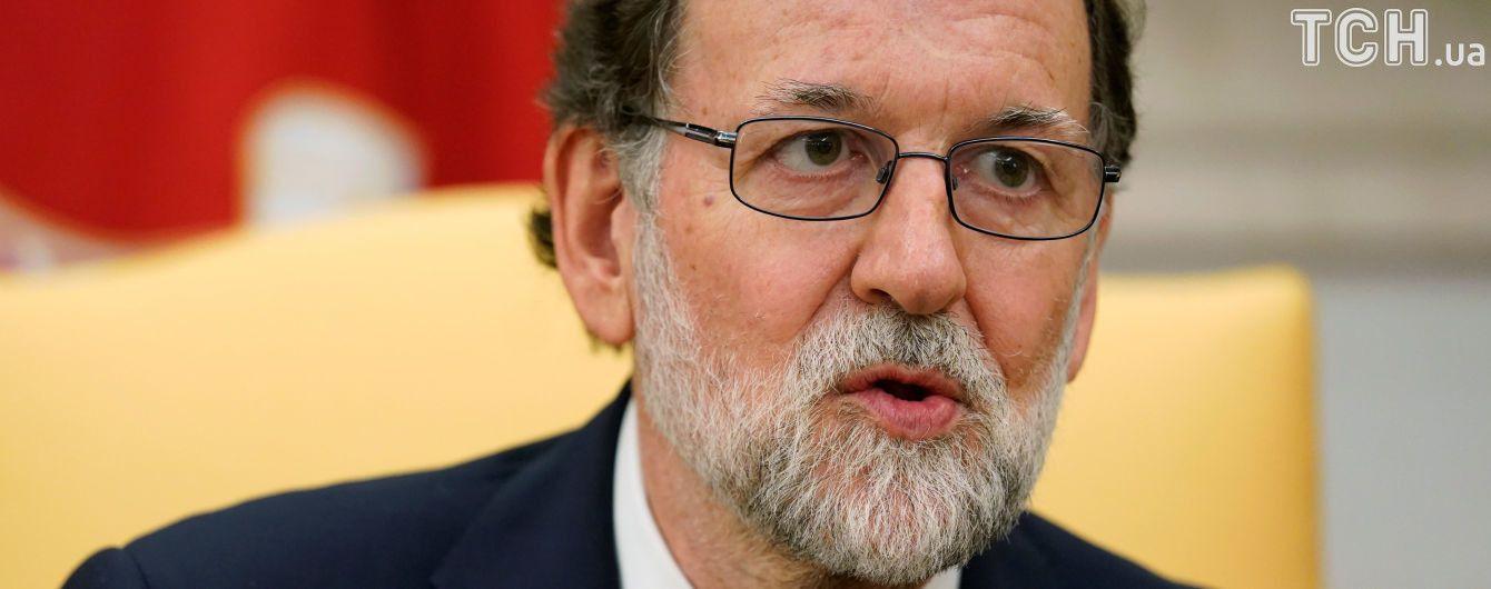 Провозглашение независимости Каталонии не будет иметь последствий - премьер Испании