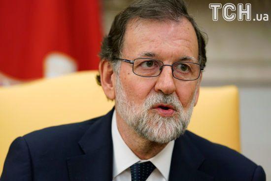 Проголошення незалежності Каталонії не матиме наслідків - прем'єр Іспанії