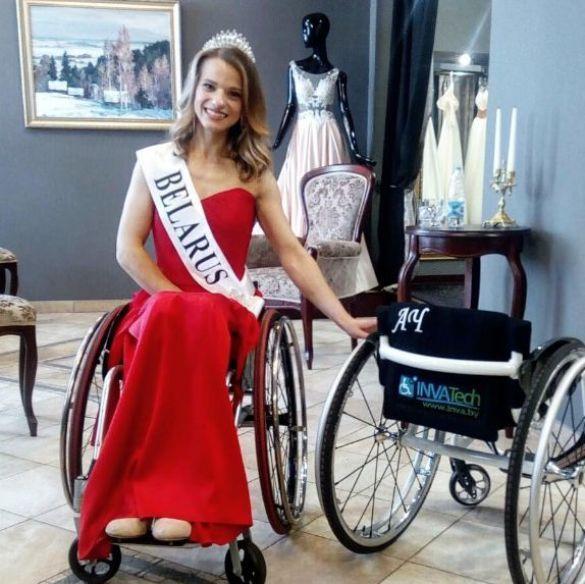 Переможниця miss wheel chair world 2017_1