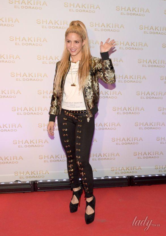 Шакира и Жерар Пике_2