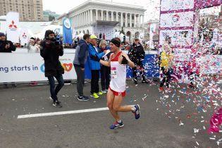 Київський марафон виграв бахмутівець Артем Піддубний
