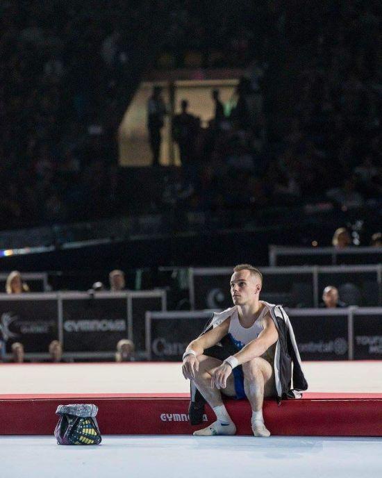 Найкращий гімнаст України Верняєв пропустить весь сезон