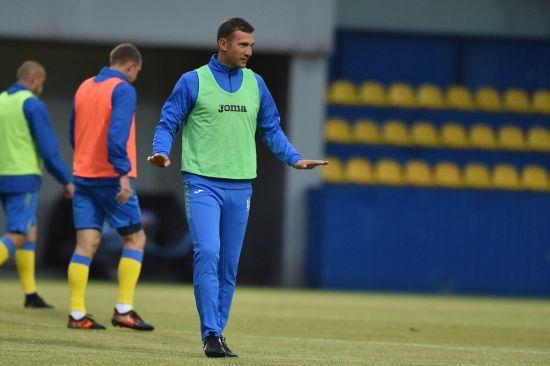Розумію важливість цієї гри, розумію, яка мотивація у футболістів - Шевченко
