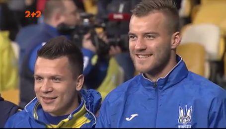 Под дождем и в хорошем настроении: как сборная Украины готовится к поединку против хорватов