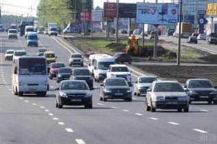 На 22 вулицях столиці можуть дозволити швидкість руху у 80 км/год