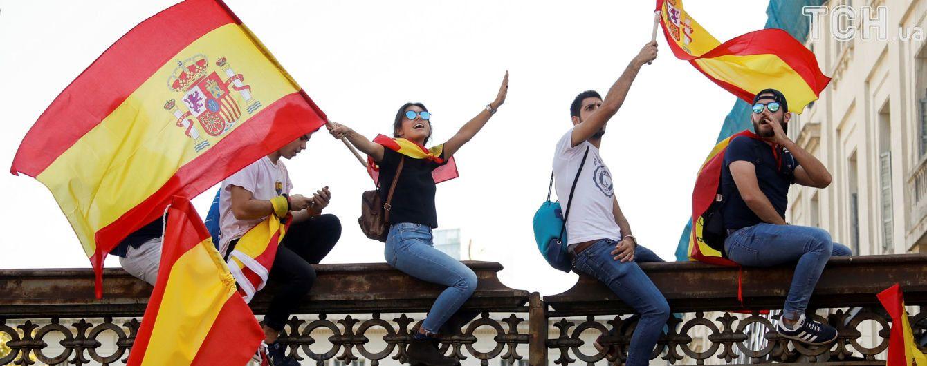Міністр економіки Іспанії назвав ціну спроби Каталонії стати незалежною