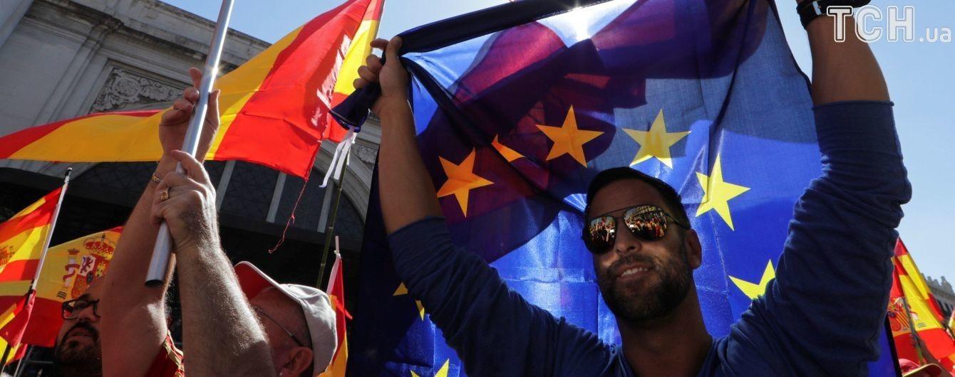 Найгарячіша політична точка Європи. Каталонія сьогодні визначиться зі своєю долею