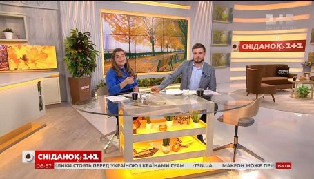 """Неля Шовкопляс продемонстрировала вокальные данные в эфире """"Сніданка"""""""