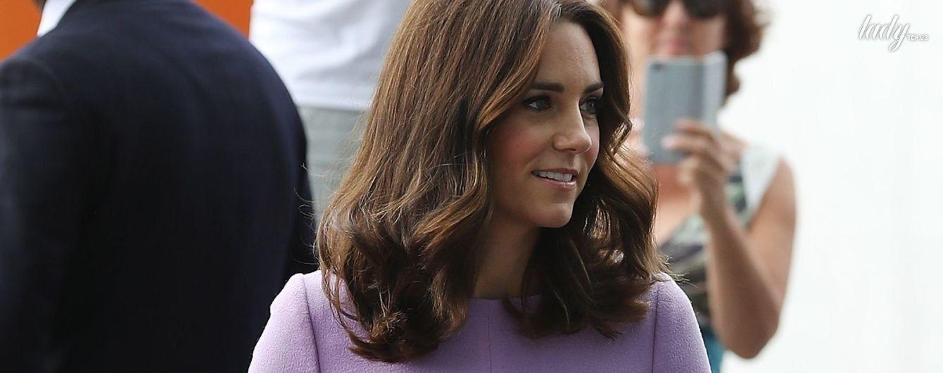Поклонники в предвкушении: беременная герцогиня Кембриджская готовится к выходу в свет