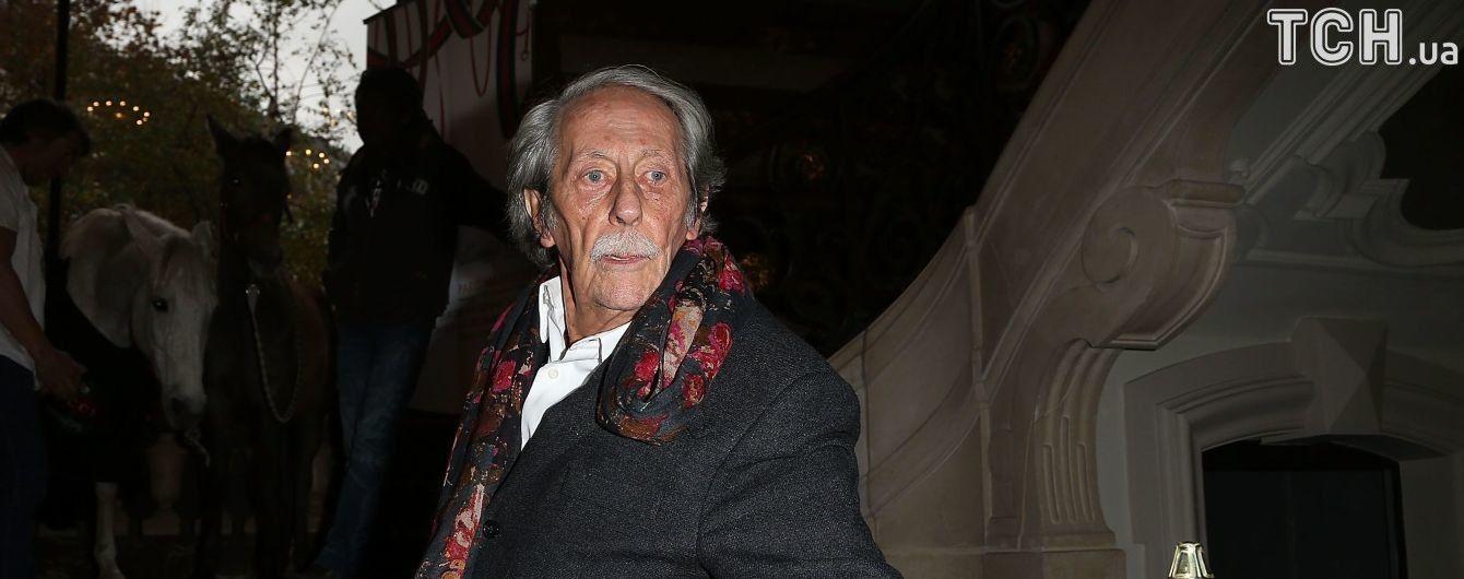 """У Франції помер легендарний актор та виконавець ролі Франсуа Дегре у фільмі """"Анжеліка"""""""