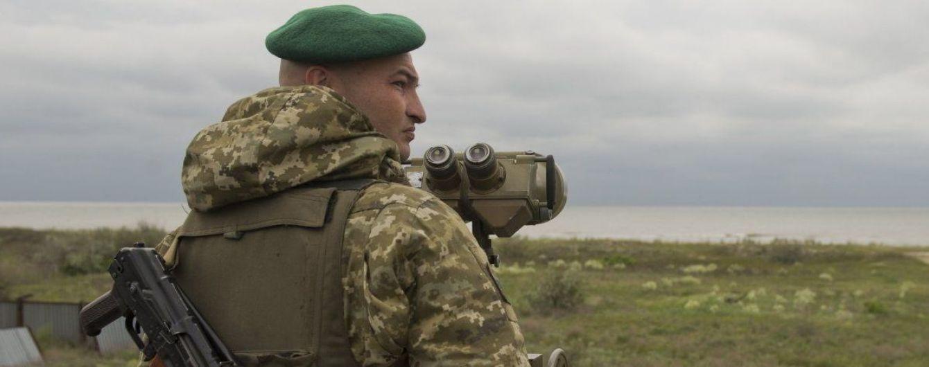 В РФ присудили задержанным украинским пограничникам два месяца ареста