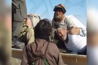 У Мережі опублікували відео захоплення військових РФ терористами «Ісламської держави»