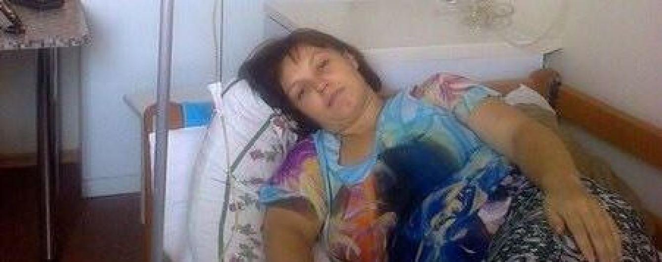 Марчук Елена просит помочь ей побороть рак крови
