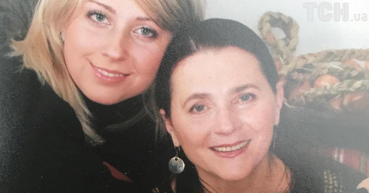 Тоня Матвиенко и Нина Матвиенко @ Личный архив Нины Матвиенко