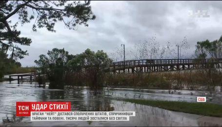 К Соединенным Штатам пришел новый ураган, забрав по дороге жизни 25 человек