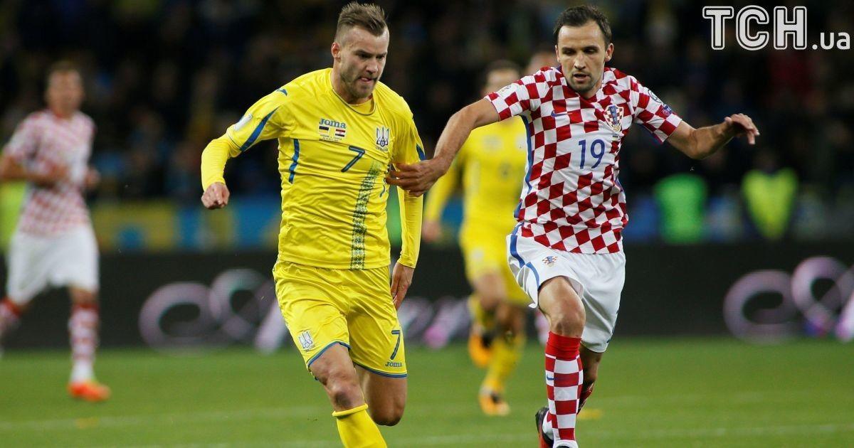 По украина 2018 футболу сборная чемпионат мира