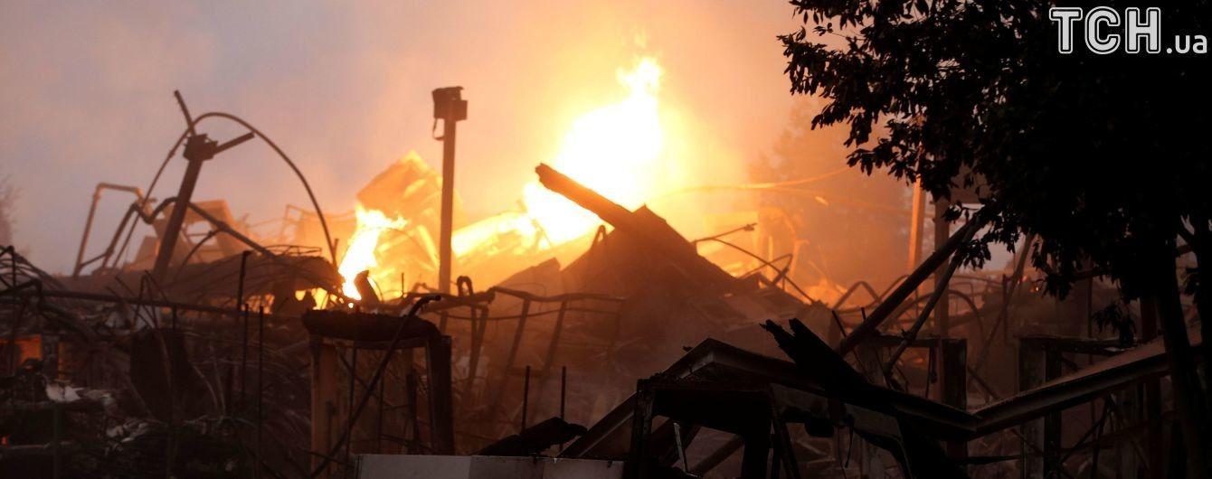 Трамп оголосив режим стихійного лиха в США через лісові пожежі