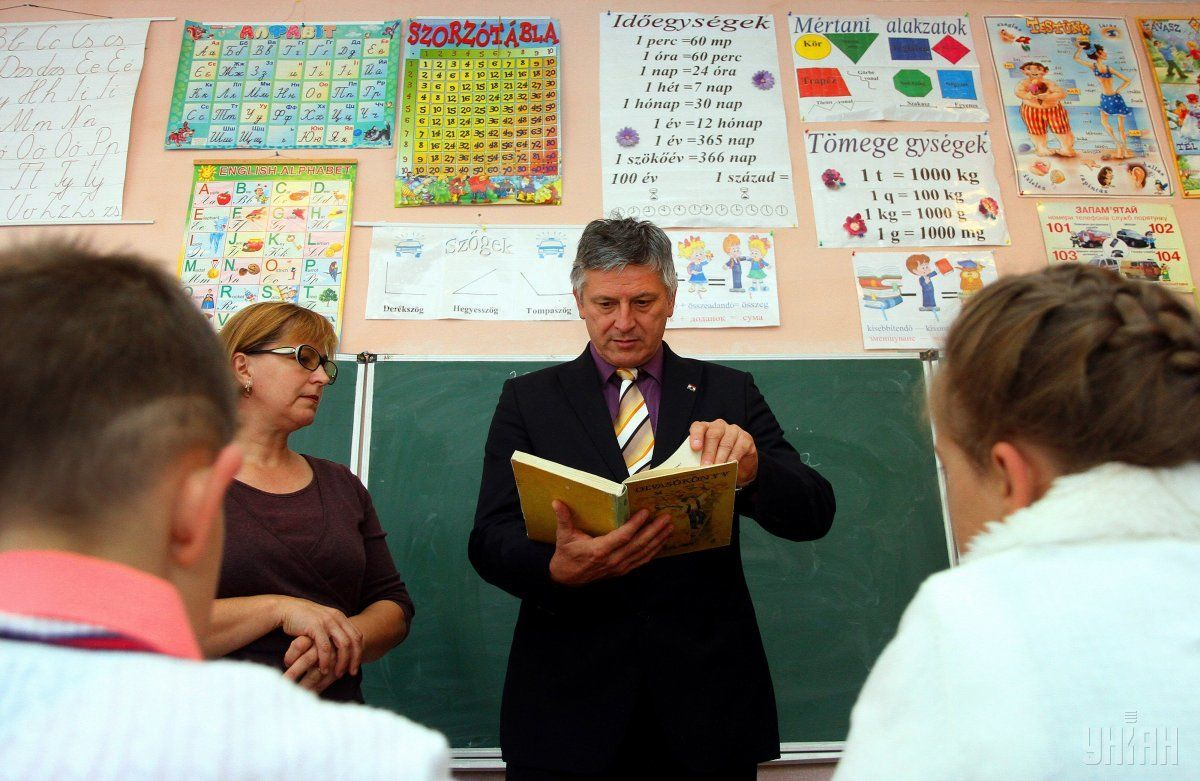 Уповноважений уряду Угорщини Іштван Грежа