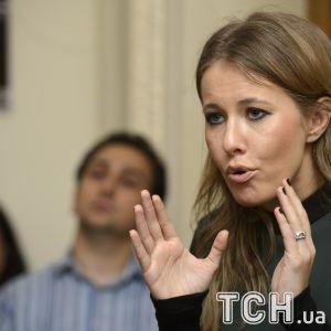 """""""Кремль перейменують на лобне місце"""": в Мережі висміяли намір Собчак брати участь у виборах"""