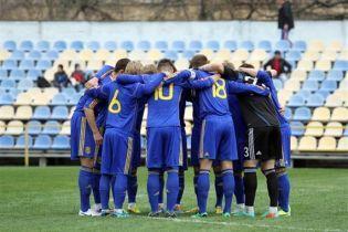 Юнацька збірна України розгромила Чорногорію та посіла перше місце у групі