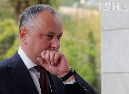 Російських журналістів, що прилетіли до Додона, не пустили на територію Молдови