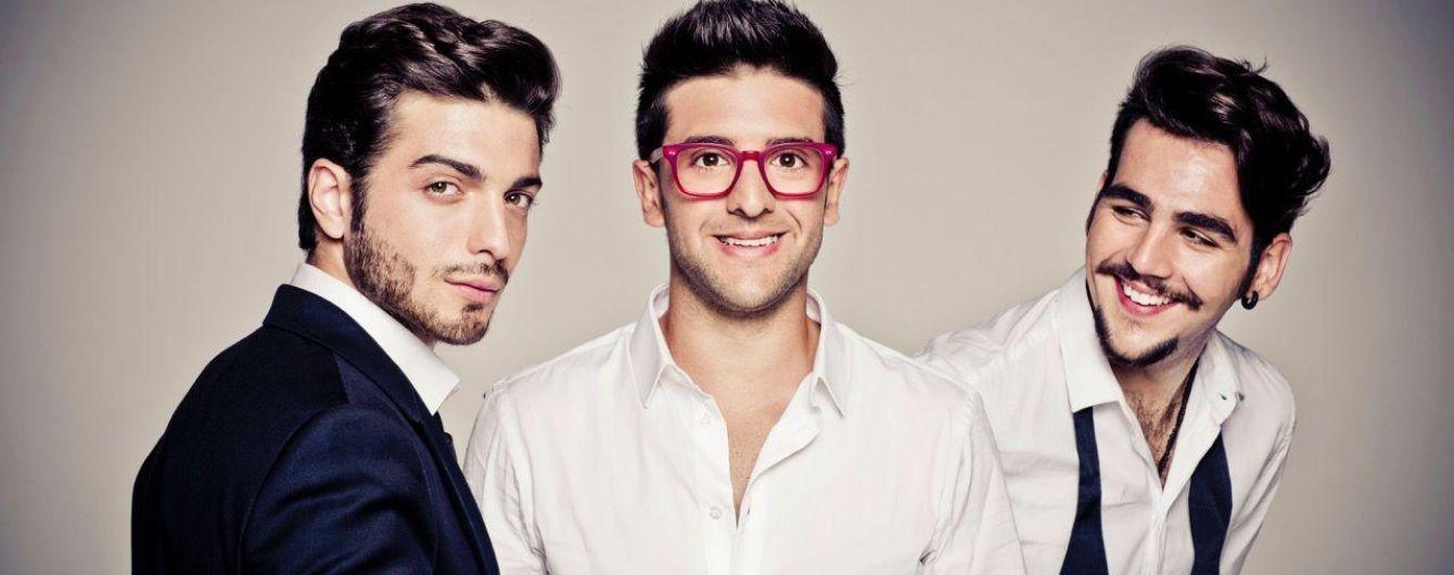 Італійське тріо Il Volo пишається, що світовий тур завершать концертом в Україні