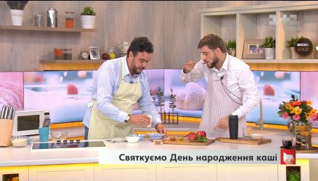 Спортивна каша від спортивного журналіста: Леонід Веселков поділився новинами і смачним рецептом
