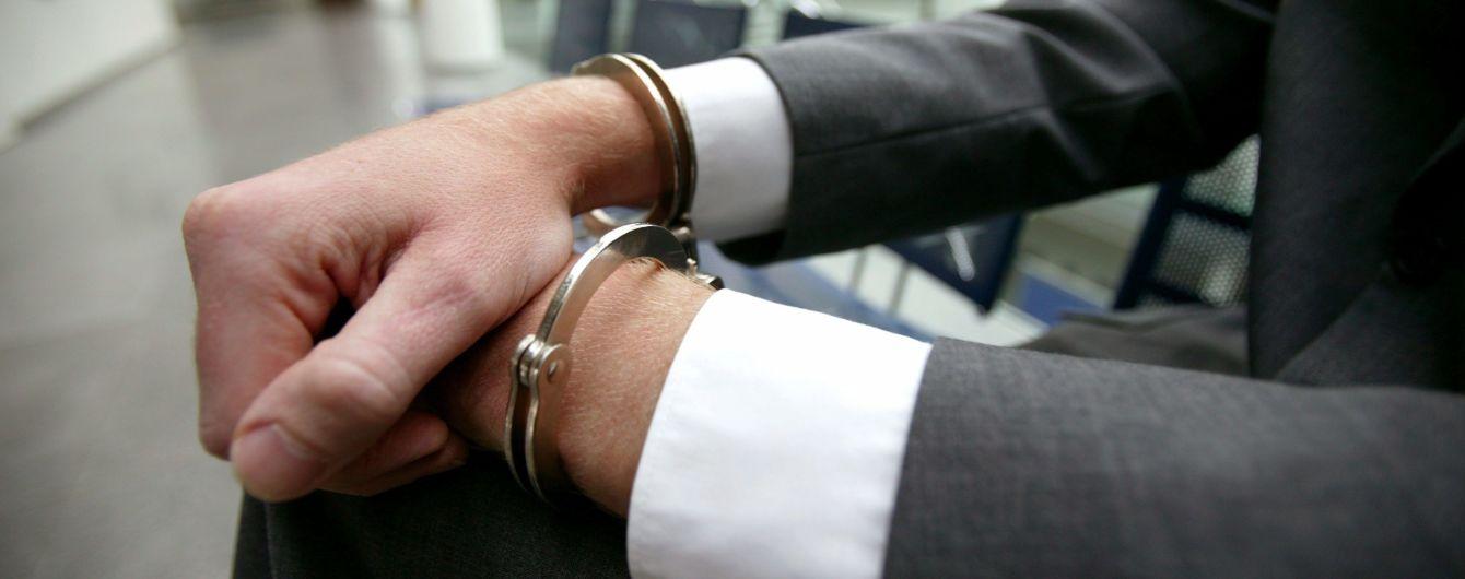 """У Вінниці схопили екс-посадовця """"Укрзалізниці"""", якого півроку розшукували через підозру у корупції"""