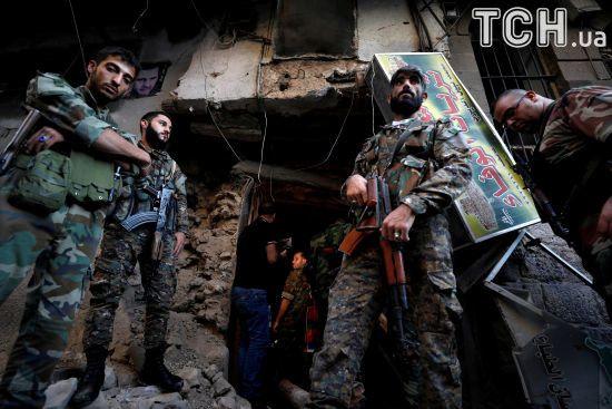 У Сирії війська уряду захопили останній оплот ІД в країні