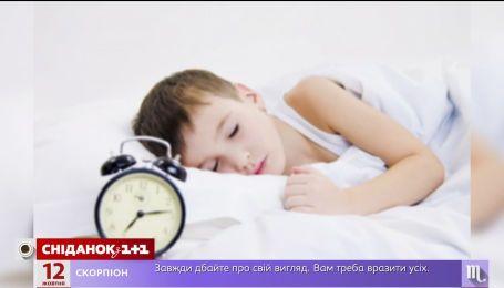 Чому діти молодшого шкільного віку хронічно недосипають